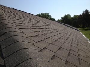 Roof ventilation ridge vent