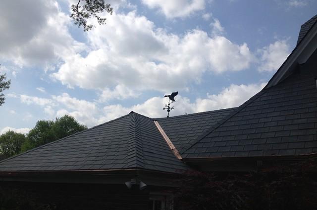Roofing Lincoln, NE, slate roofing, tile roofing, steep roofing Lincoln, NE Carlson Projects, Lincoln roofer, Lincoln remodeling.
