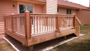 Deck builders lincoln, NE