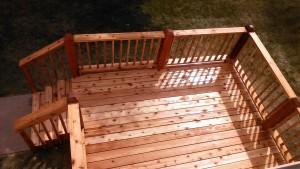 Lincoln, NE deck builders