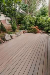 artificial decking product