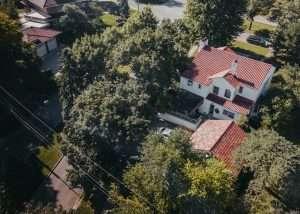Sheridan Spanish Tile Roof