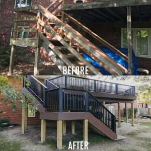 Make certain your deck is built properly