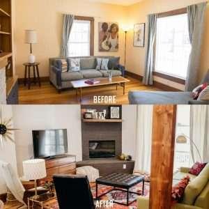 Complete home remodel in Lincoln, NE
